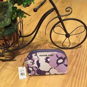 NWT! Michael Kors travel pouch. Orig. $98.